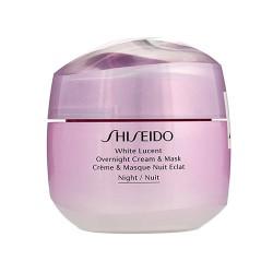 Tester Shiseido White Lucent - Overnight Cream & Mask