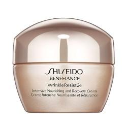 Tester Shiseido Benefiance - WrinkleResist24 Intensive Nourishing and Recovery Cream - Crema nutriente intensa antirughe